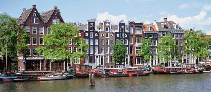 Turismo en Amsterdam, donde comer