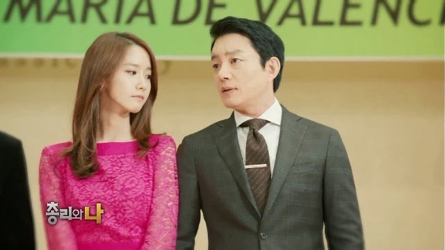 Sinopsis Prime Minister and I Episode 5