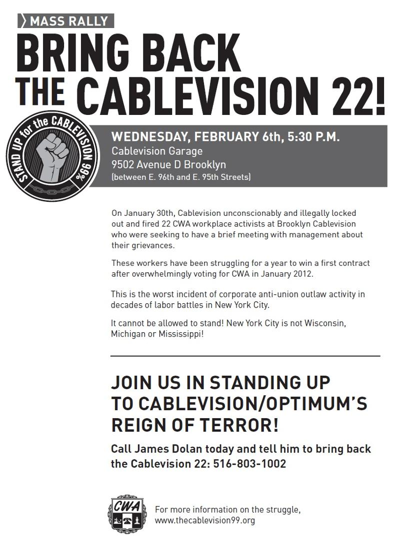 Bring back The Cablevision 22!!