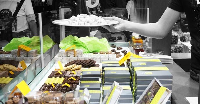 Le salon du chocolat lyon louise grenadine blog for Salon du bois lyon