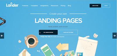 Website Flat Design 1