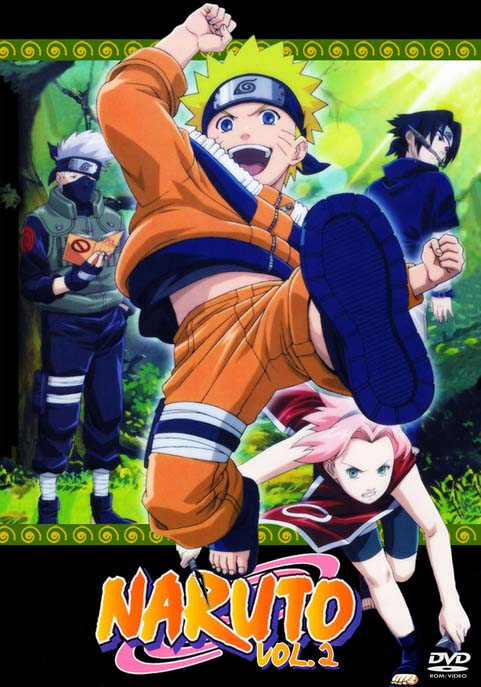 Naruto Clássico 2ª Temporada Torrent – BluRay 720p Dual Áudio (2003)