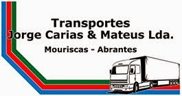 TRANSPORTES JORGE CARIAS & MATEUS, LDA