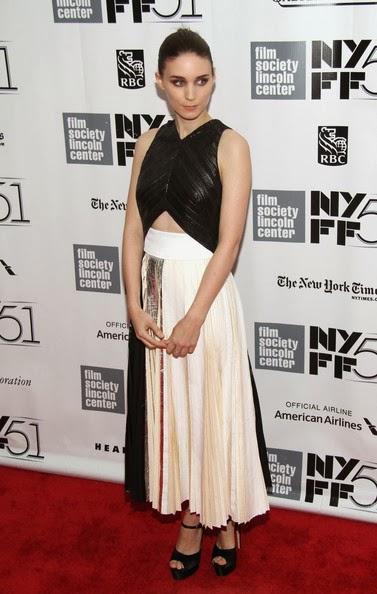 Rooney Mara Hairstyle