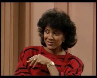 Cosby Show Huxtable fashion blog Clair Phylicia Rashad