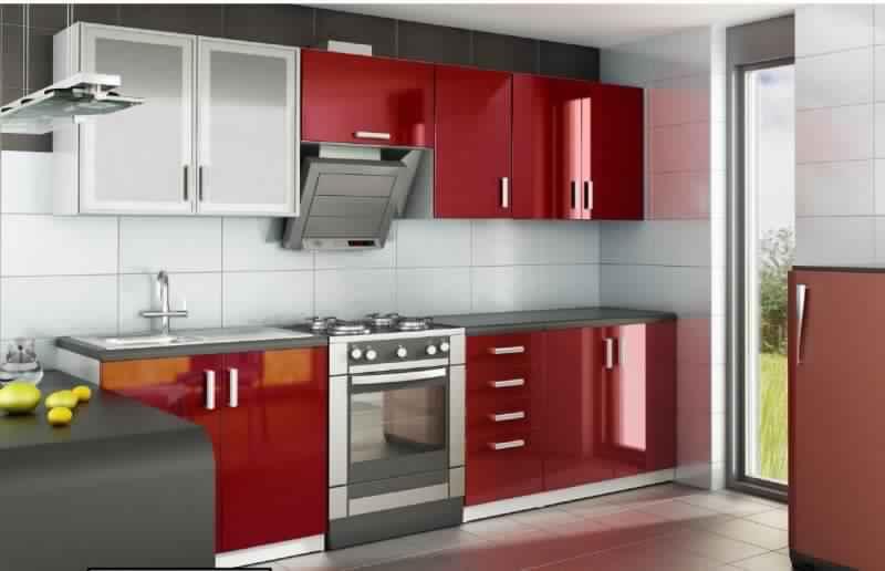 meubles cuisine modernes ~ design de maison - Cuisine Italienne Meubles