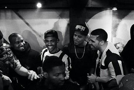 Big Sean ft. Kanye West & Drake – Blessings