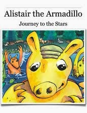 Alistair the Armadillo by Mike Brumby and Cipta Croft-Cusworth