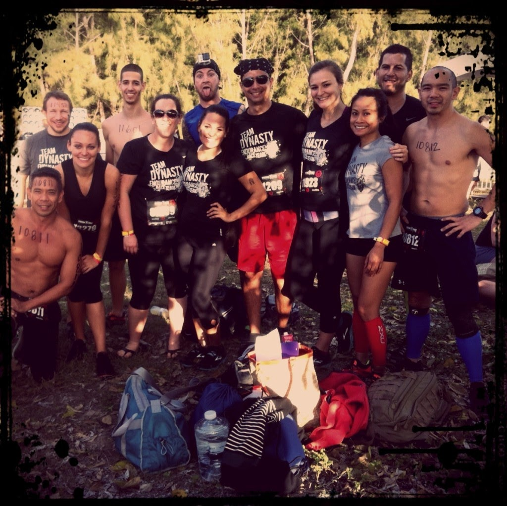 Team Dynasty OCR - Obstacle Course Racing Team - Beachbody OCR