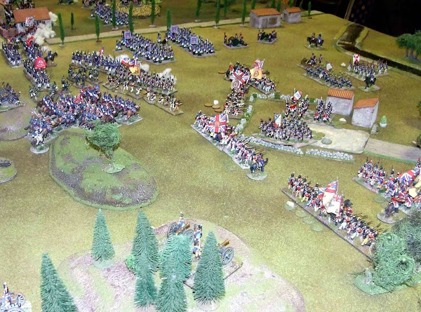 Peninsular Wargaming in Scotland