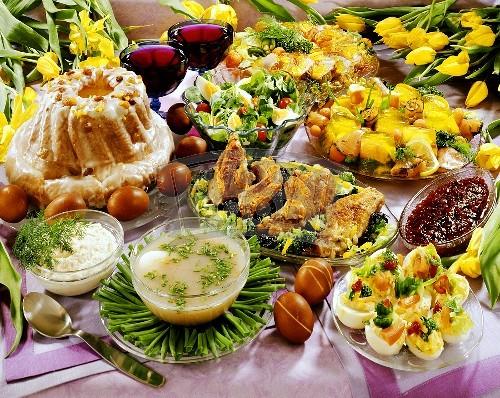 Fiestas con encanto c lculo de cantidades para un buffet for Casa jardin buffet