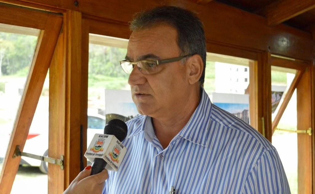 João Carlos Grilo, subsecretário Extraordinário da Região Serrana, frisa que a construção do viaduto é fundamental para a segurança das famílias que serão beneficiadas com as unidades habitacionais
