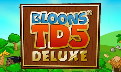 Bloons Tower Defense 5 Deluxe Cover
