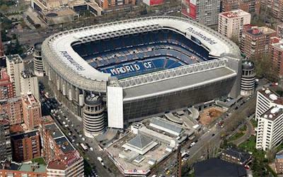 Real Madrid mengakui sedang dalam pembicaraan mengganti nama Santiago Bernabeu