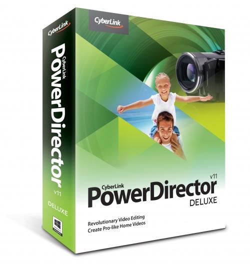 Программное обеспечение по производителям. CyberLink PowerDirector 11 Delu