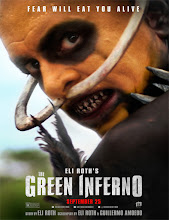 The Green Inferno (Caníbales) (2014) [Vose]