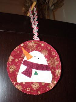 Adorno de Navidad - Christmas Ornament