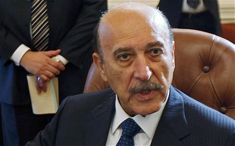 Suleimán se comprometió con Israel a limpiar de palestinos la Franja ...