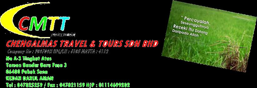 ChengalMas Travel & Tours Sdn Bhd