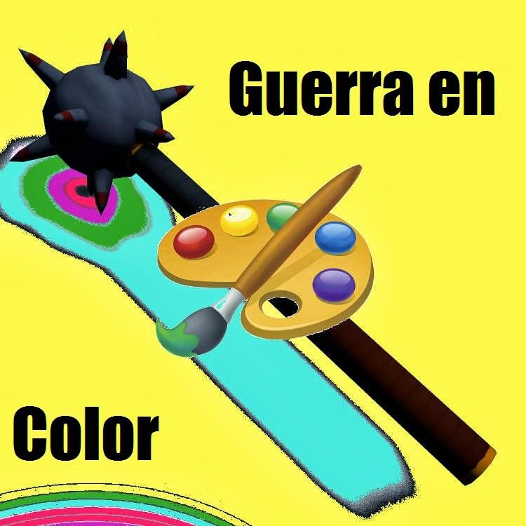 Guerra en color
