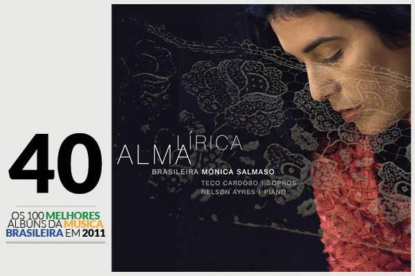 Mônica Salmaso - Alma Lírica Brasileira