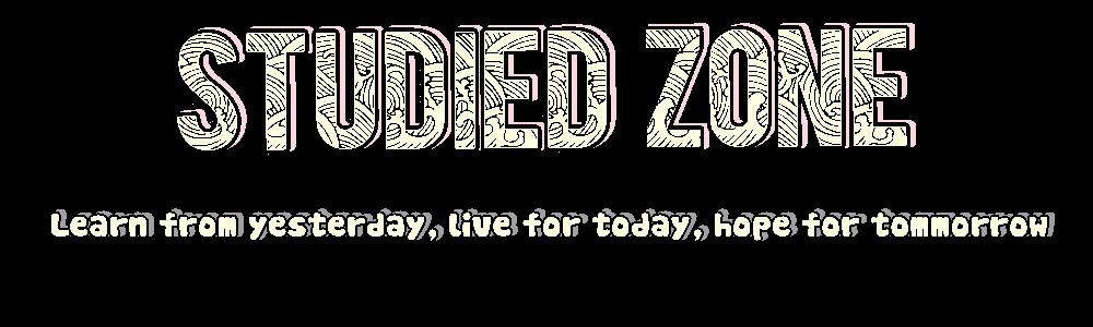 ★studied zone★
