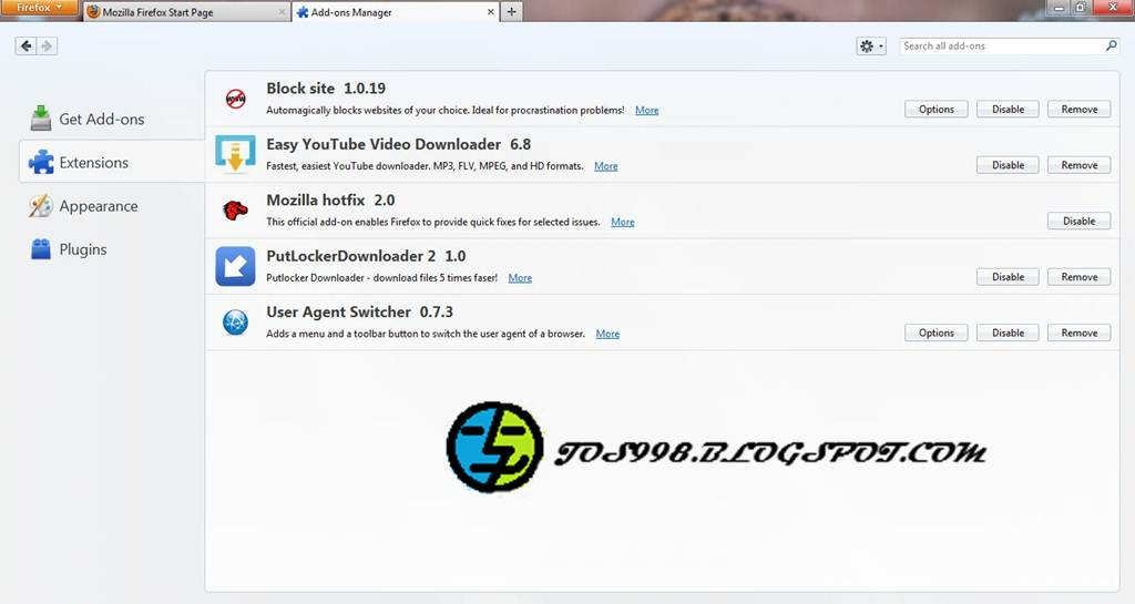 Mozilla Firefox For Window xp Sp2 - Free Download