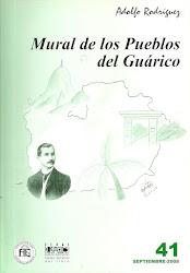 NRO 41.MURAL DE LOS PUEBLOS DEL ESTADO GUÁRICO.