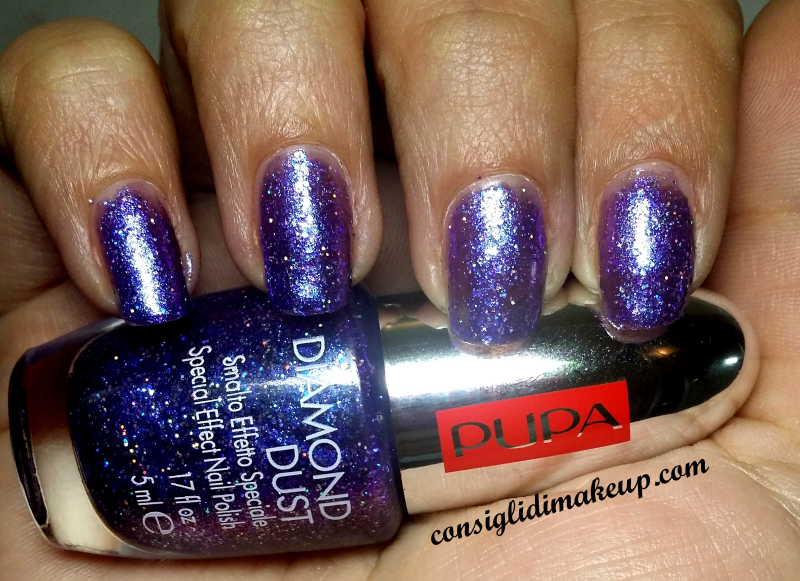 Notd: Diamond Dust n. 004 Violet - Pupa