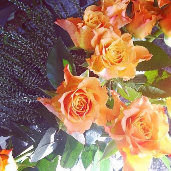 Home Decor Flower Arrangement