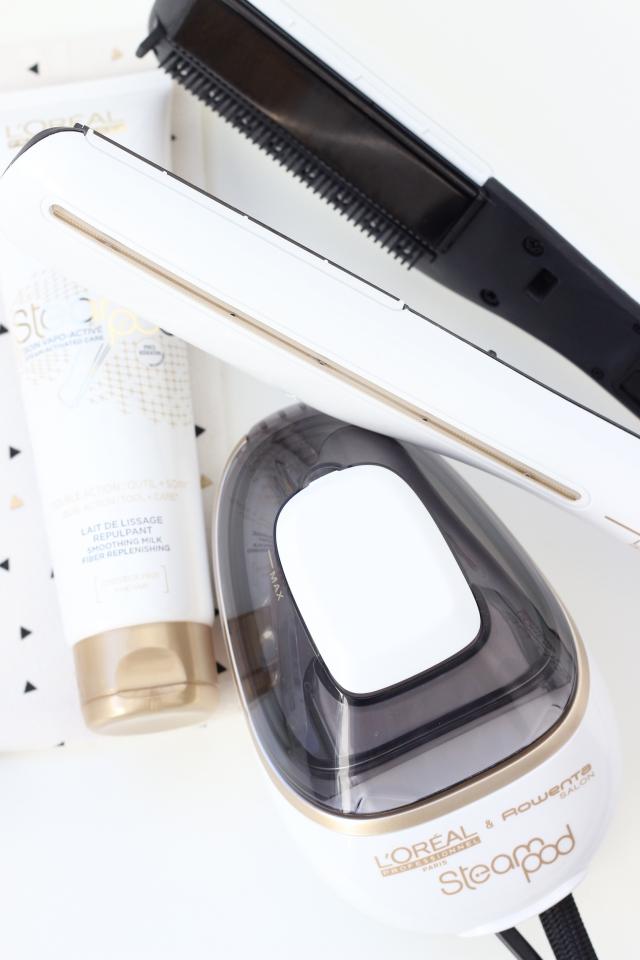 beautyloves l 39 or al professionnel steampod 2 0. Black Bedroom Furniture Sets. Home Design Ideas