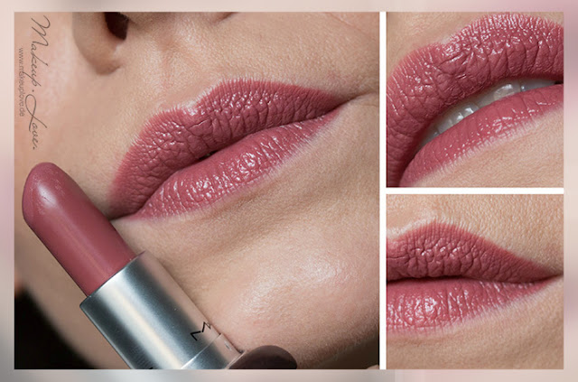 MAC Amplified Lipstick Fast Play