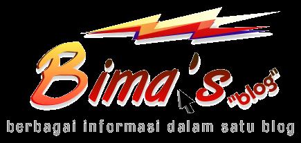 Bima's Blog
