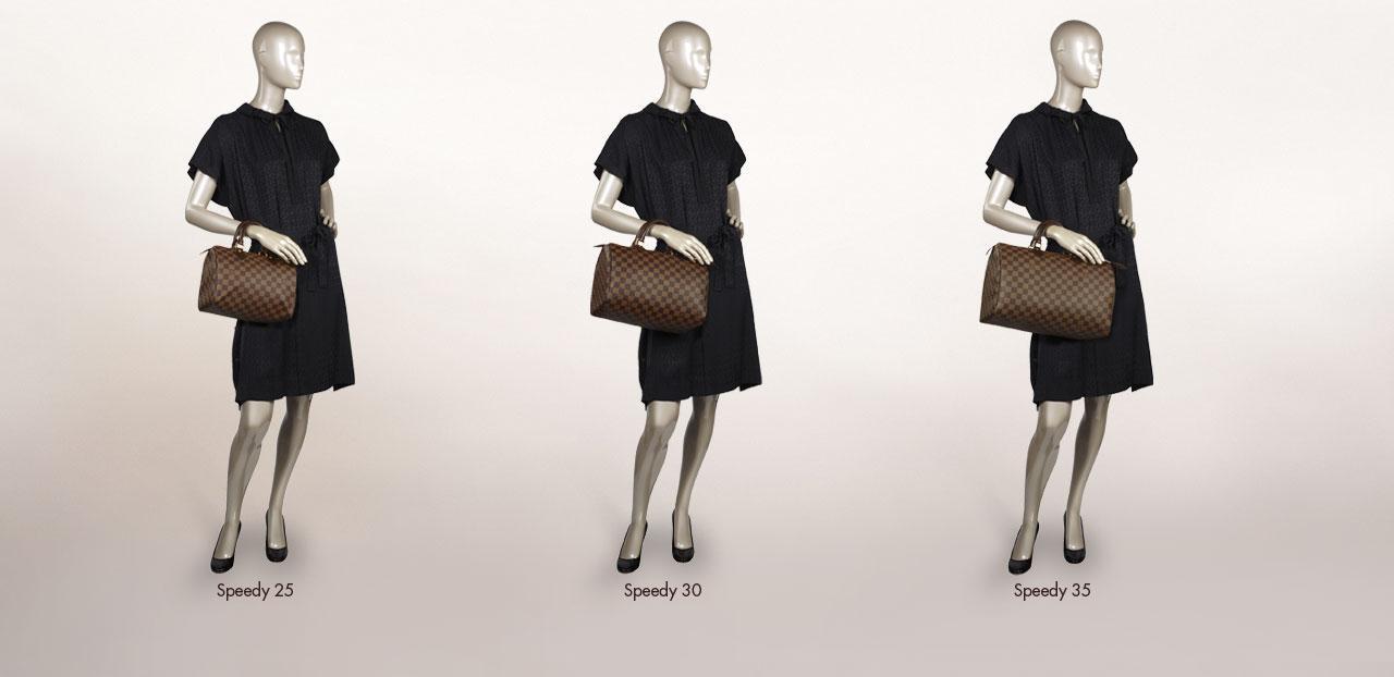 Louis Vuitton Speedy Damier 35