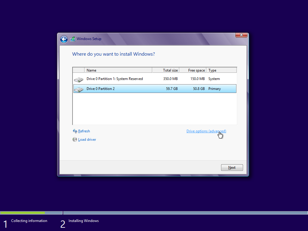 How to install windows 8 step by step with easy tutorial for Installing windows