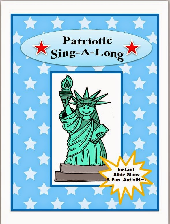 https://www.teacherspayteachers.com/Product/Music-Lesson-Patriotic-Sing-A-Long-1391953
