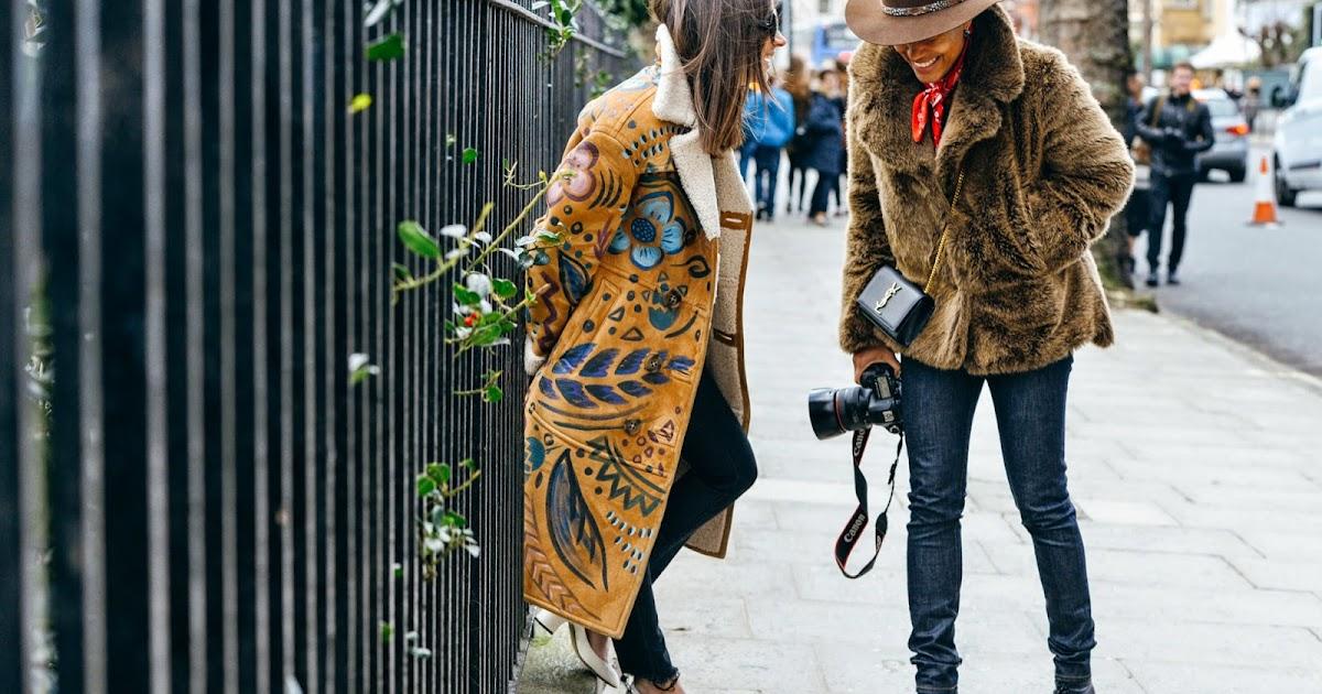London Fashion Week Fall 2015 Street Style Edition