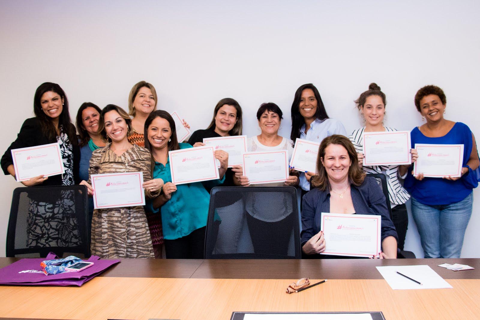 Turma #mulheresnocomando iOffices