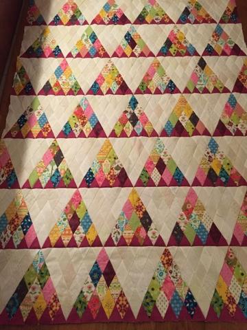 Piramidequilt