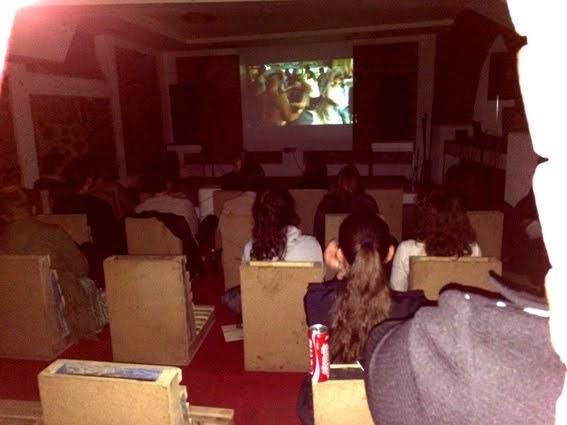 LISFF2014 at Tirana Ekspres (Albania)