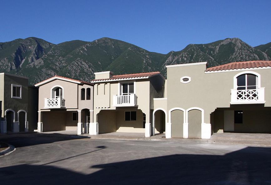 Fachadas mexicanas y estilo mexicano fachadas de casas for Fachadas de casas minimalistas con balcon