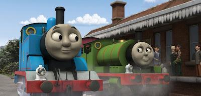 Thomas DVD