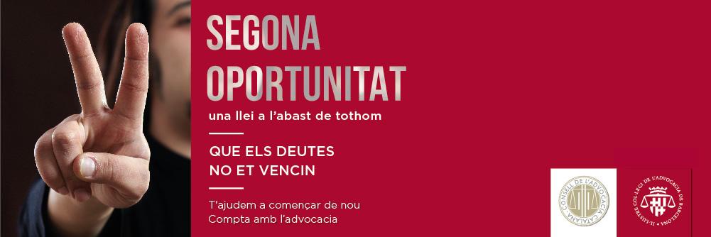 2a Oportunitat ICAB-Consell de l'Advocacia Catalana
