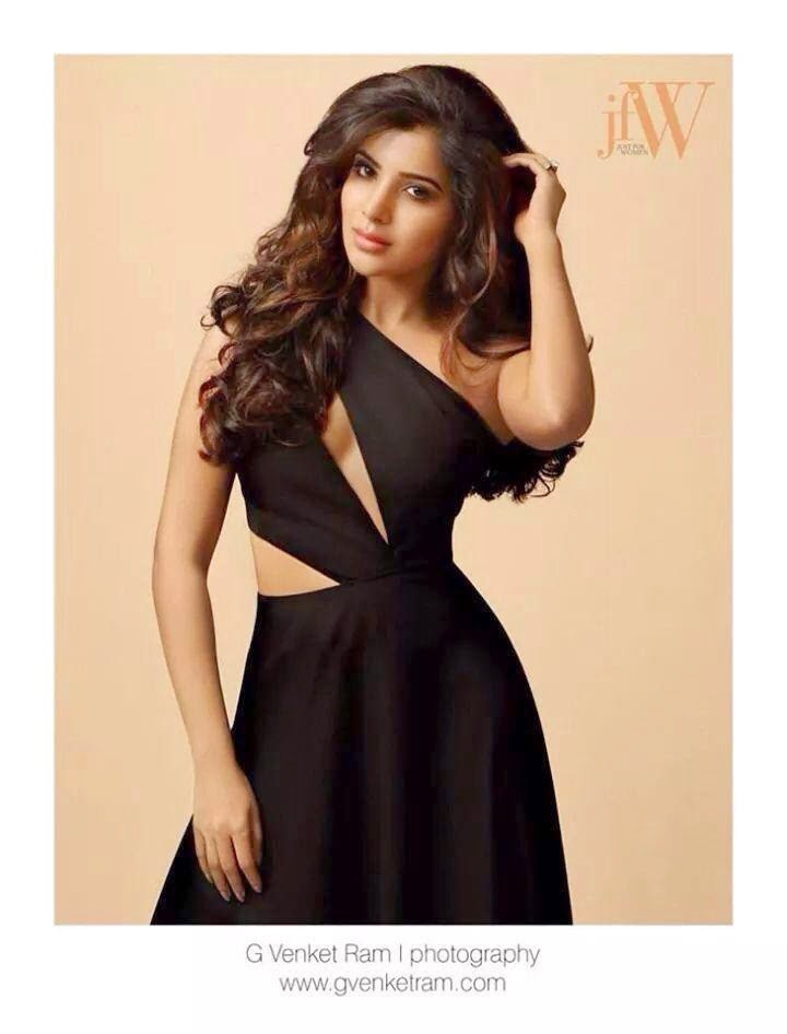 Samantha Latest Hot Photoshoot | JFW Magazine Cover