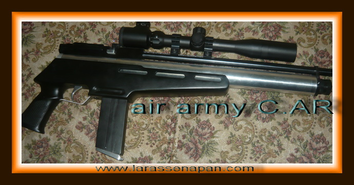 Laras Senapan Angin Barrel Air Rifle Pcp Juni