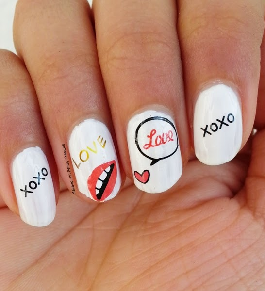 Valentine's-Day-Nail-Art-Designs