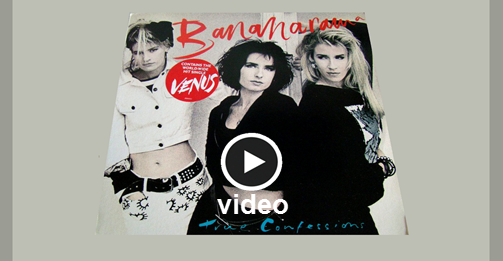 Bananarama - Cruel Summer (Official Video Clip)
