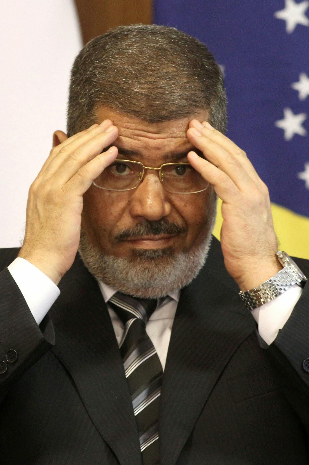 mohamed morsi - photo #7