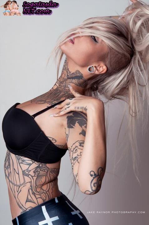 Delicinhas do Sogatasdanet  #10 - Tatuadas - foto 1