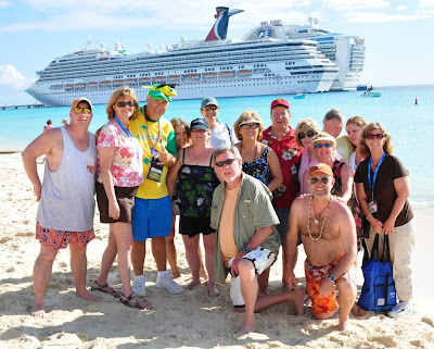 Ray S Cruise Amp Travel Blog Carnival Glory Grand Turk